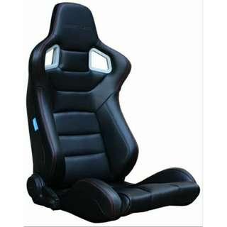 SSCUS BUCKET SEAT EURO PU & VIPER 611