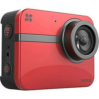 #Eg20 EZVIZ S1 16MP 1080P 60FPS SENSOR 1/2.33 BEST ACTION SPORT CAMERA
