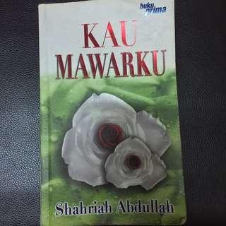 Novel Kau Mawarku