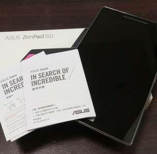 ASUS ZenPad 8 (LET) 平板電腦 8吋 追劇神器