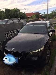 BMW E60 523i redy Pantai timur