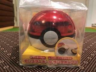 正品清貨大減價 套裝系列 Pokemon精靈球飯盒