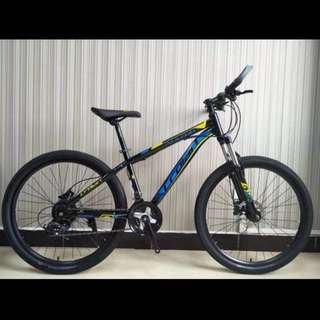 "★ 26"" MTB with HYDRAULIC Brakes! ★  24Speeds, Front suspension ✩ Brand new bicycles / CROLAN Mountain bikes"