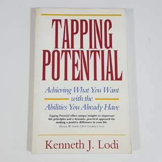 Tapping Potential by Kenneth J. Lodi