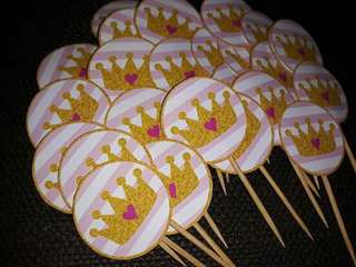 Cupcake Toppers🍮