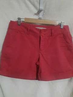 Giordano Fuschia Shorts