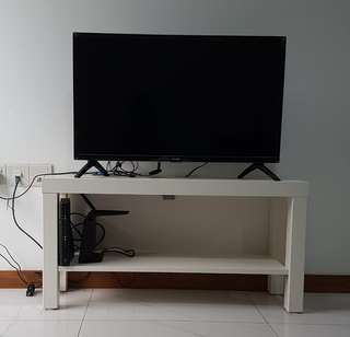 TV & Console,Mattress, Bed,Ironpad, IKEA Table & 2 chairs
