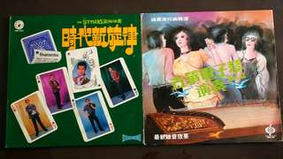 STYLERS ● GU ZHENG 時代樂隊 ● 古箏電子琴演奏 new melody / keyboard playing vol.2 (hokkien) ( buy 1 get 1 free )  vinyl record