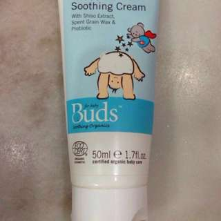 Buds Nappy Time Soothing Cream