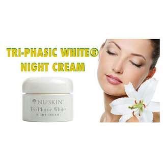 Cream malam Nuskin