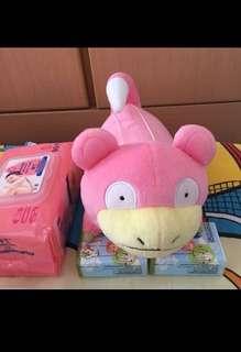 全新 日本景品 寵物小精靈/精靈寶可夢/神加寶貝 - 呆呆獸