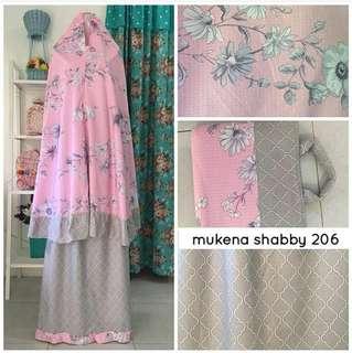 Mukena Shabby chic