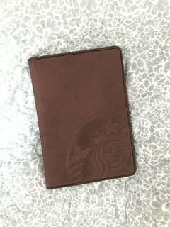 Starbucks passport套