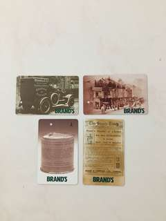 TransitLink Card - Brands' history
