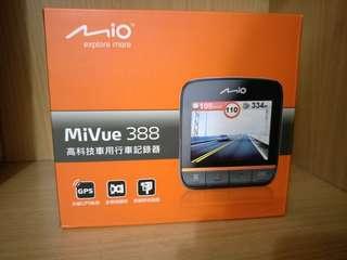 Mio MiVue388 FullHD 1080P 行車記錄器