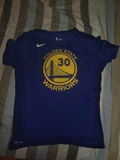 Nike Curry衣服XL 摩曼頓購入