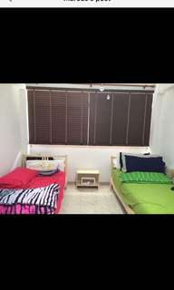 Bedok reservoir bedspace for Filipina lady