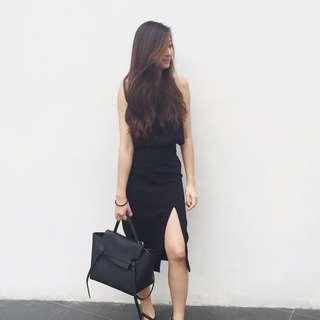Zara Front Slit Skirt