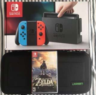 switch local version