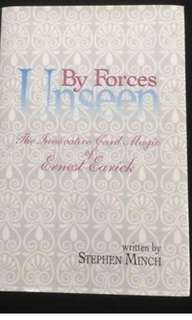 By forces unseen Ernest earick Stephen Minch