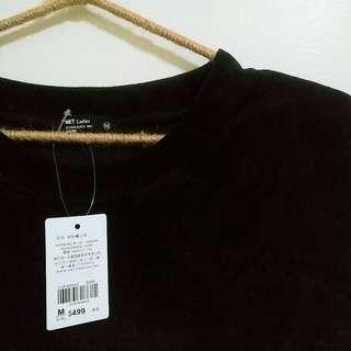 🚚 🔥原價499NET絨布修身上衣