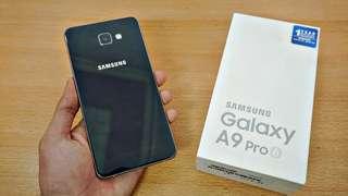 Samsung Galaxy A9 pro  ( RESERVES )