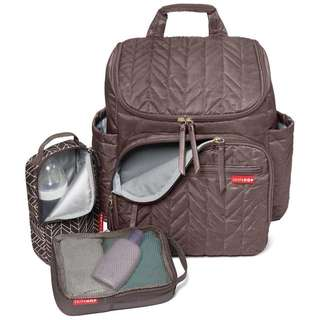 BNIP Skiphop forma diaper backpack