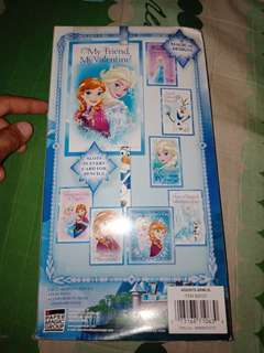 Paper Magic Disney Frozen 16 Valentines with 16 Pencils