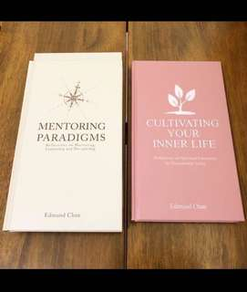 Christian book by Rev Edmund Chan