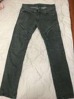 """Armani Exchange AX jeans 30"""" BNWOT"""
