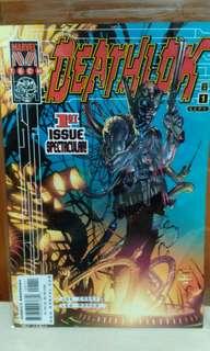 Marvel Deathlok first issue spectacular.