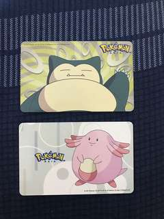 Pokemon ez link cards