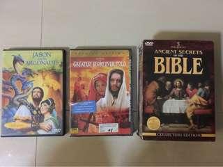 Bible Ancient Secrets Movie 🎥 DVD 📀 (11)