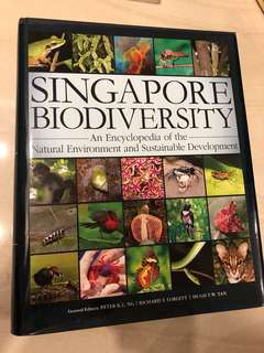 Singapore Biodiversity : Am encyclopaedia of the natural environment and sustainable development