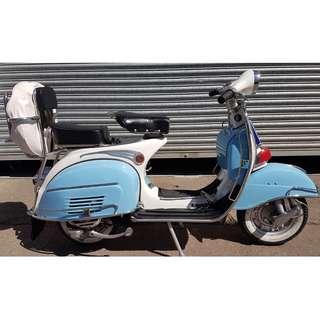 1966 Piaggio Vespa Super 150