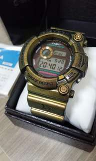 Authentic Casio G-Shock Frogman aka Gold Defender GW-200GM-9JF