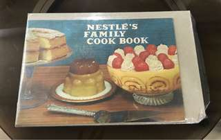Vintage Nestle Cookbook