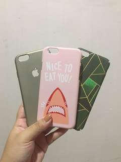 Iphone 6/6s cases (Bundle)