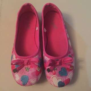 Cute Pink Doll Shoes