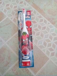 Spinbrush Arm & Hammer Spinbrush Spiderman Toothbrush