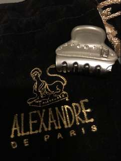 ALEXANDRE hair clip