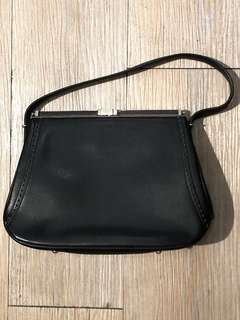La BLANCHE Vintage leather handbag  60's真皮 復古 古董小手袋