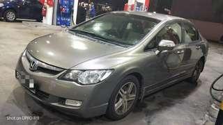 Honda FD 2.0cc
