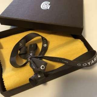 Goyard 盒