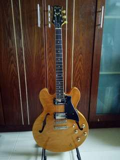 Pearless Hardtail electric guitar