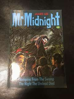 Mr Midnight (Vampires From The Swamp & The Night The Undead Died)