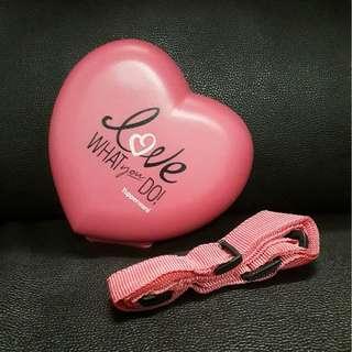 TUPPERWARE Love Heart Keeper 250ml (authentic)