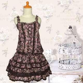 Liz lisa dress flower