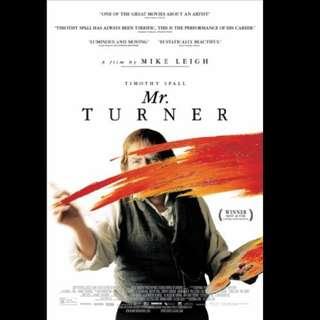[Rent-A-Movie] MR TURNER (2014)