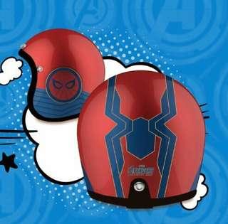 蜘蛛人安全帽